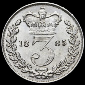 Silver Threepences