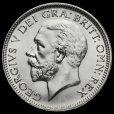 1928 George V Silver Shilling Obverse