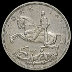 1935 George V Silver Jubilee Commemorative Issue Specimen Crown Reverse