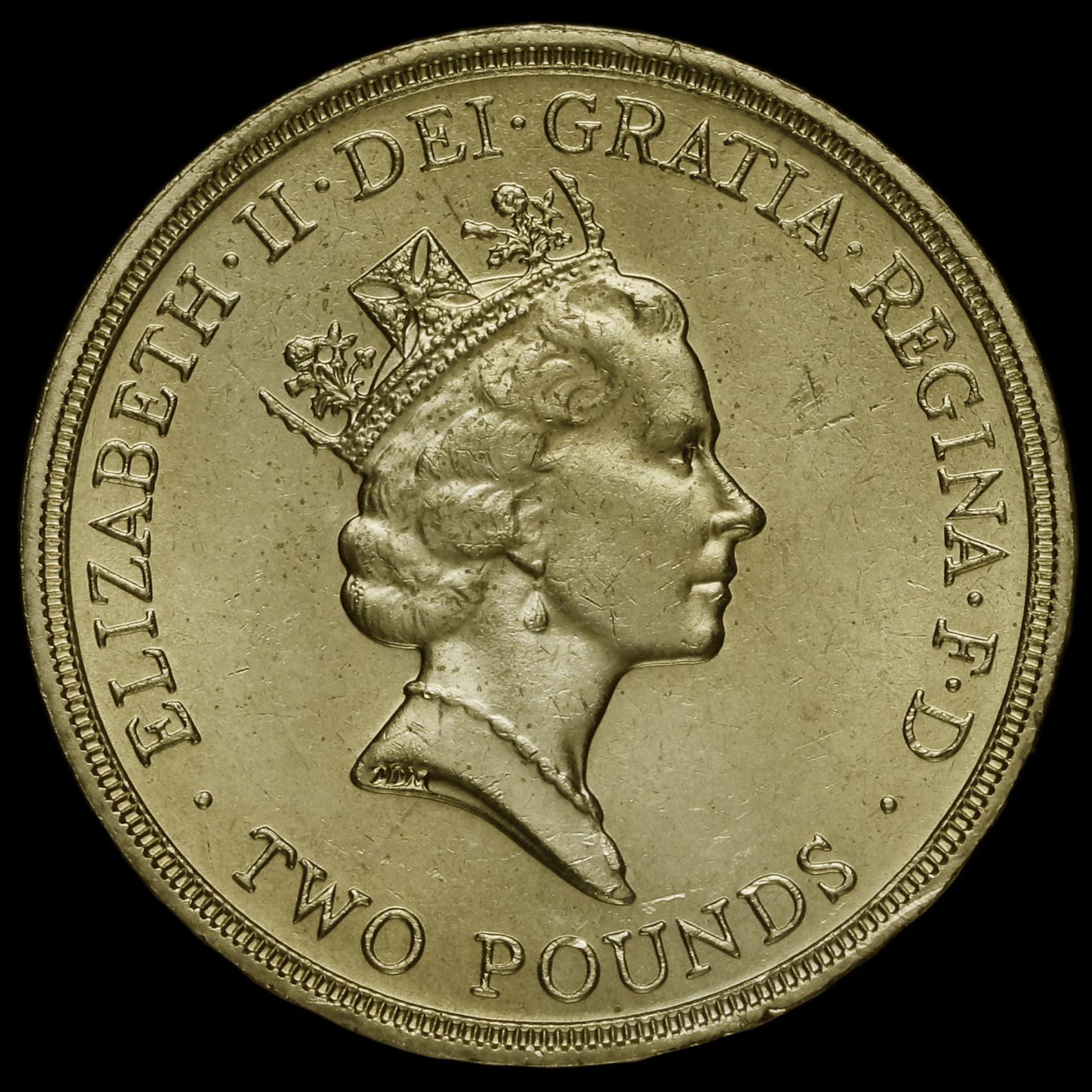 elizabeth 2 coin