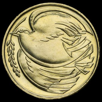 1995 Elizabeth II £2 Coin Reverse